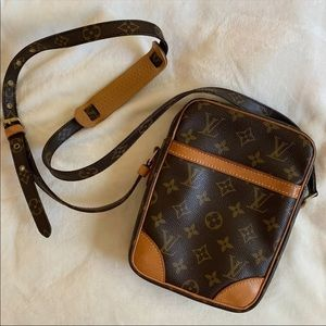 Louis Vuitton monogram danube crossbody